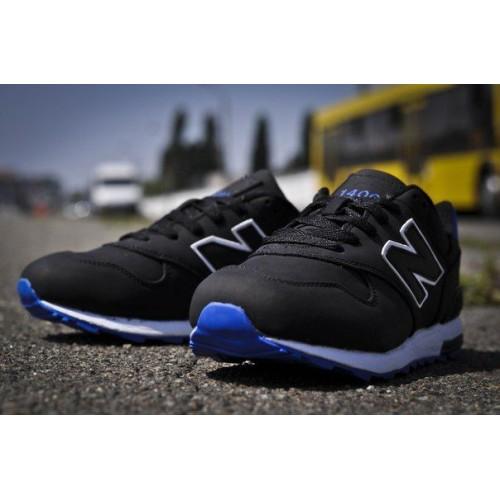 Кроссовки New Balance 1400 Черные (V-115)