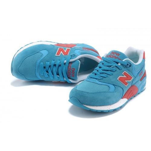 Кроссовки New Balance 999 Синие (V-114)