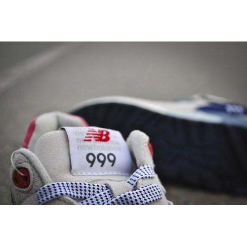 Кроссовки New Balance 999 Серые (V-115)