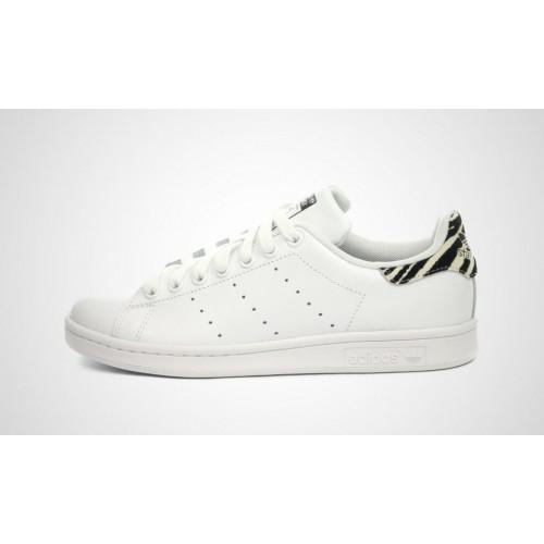 Кроссовки Adidas Stan Smith Белые (VМW010)