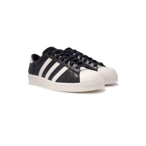 Кроссовки Adidas Superstar Бело-черные (AVЕW121)