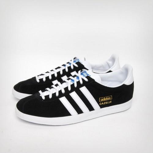 Кроссовки Adidas Originals Gazelle OG Black (VMЕАW312)
