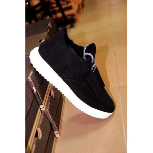 Кроссовки Adidas Yeezy Boost 750 AYB1 Black (V-211)