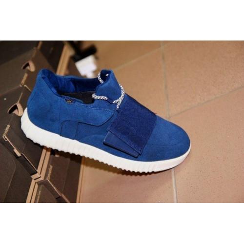 Кроссовки Adidas Yeezy Boost 750 AYB1 Blue (V-212)