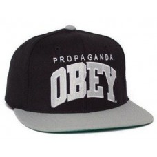 Кепка Snapback Obey Черн (V-241)