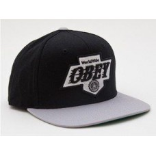 Кепка Snapback Obey Черный (V-242)