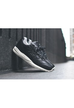 Кроссовки Asics Gel Saga Black Leather (Е142)