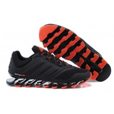 Кроссовки Adidas Springblade 2 Drive Black Orange (О467)