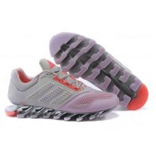 Кроссовки Adidas Springblade 2 Drive Grey Pink (О854)