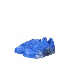 Adidas Superstar Supercolor PW PW Paint Art Blue (O-752)