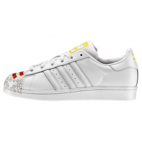 Adidas Superstar Supercolor Pharrell Supershell White (O-654)