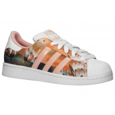 Кроссовки Adidas Superstar Supercolor Цветной (М-127)