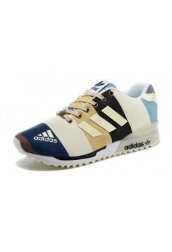 Кроссовки Adidas Zx Flux 2.0 Glow Line Color (О-344)