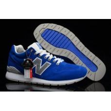 Кроссовки New Balance 996 Blue (О-123)