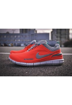 Кроссовки Nike Free Run OG Розовые (V-163)