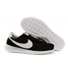 Кроссовки Nike Roshe Run LD Black White (О427)