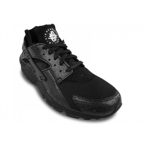 Кроссовки Nike Air Huarache All Black (М-211)