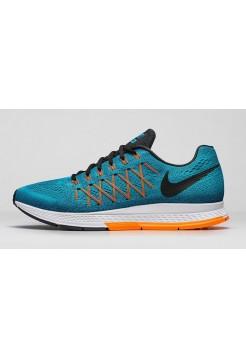 Кроссовки Nike Zoom Pegasus 32 Бирюза (M-624)
