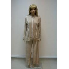 Домашний костюм Mariposa 3292 Бежевый