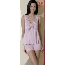 Пижама Mariposa 3609 Розовый