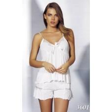 Пижама Mariposa 3601 Крем
