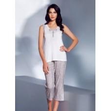 Пижама Mariposa 4604 Крем
