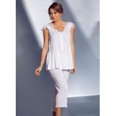 Пижама Mariposa 3603 Крем
