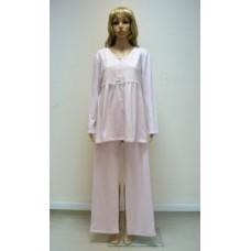 Пижама Mariposa  3256 Розовый Брюки