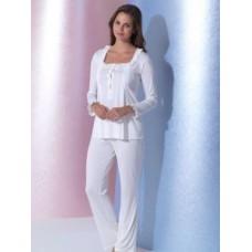Пижама Mariposa 3249 Крем Брюки
