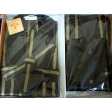Мужские пижама и халат Nusa ns 9700-1 коричневый