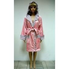 Женский халат Nusa ns 8300 Розовый