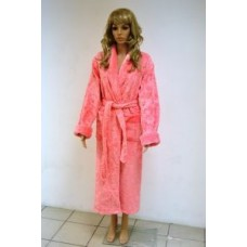Женский халат Nusa ns 8380 Розовый