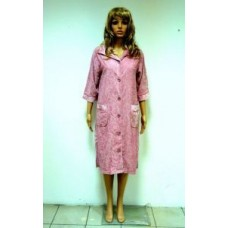 Женский халат велюровый Nusa ns 0209 Сиреневый