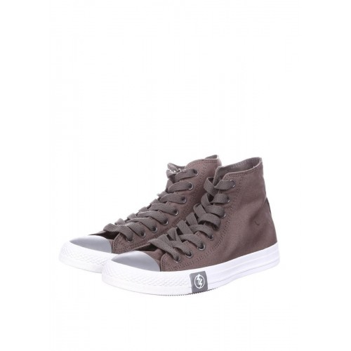 Кеды Converse Chuck Taylor All Stars High Canvas Grey (O-654)