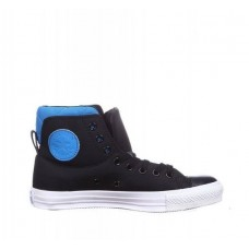 Кеды Converse Chuck Taylor All Stars High Leather Black (O-654)