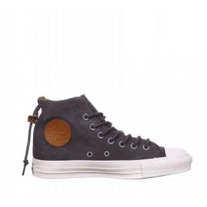 Кеды Converse Chuck Taylor All Stars Suede High Gray (O-151)