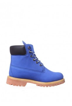 Ботинки Timberland 6 inch Made in China-2 Синий