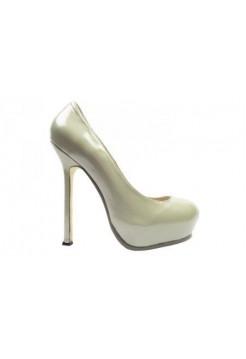 Туфли Yves Saint Laurent Белый (О-217)