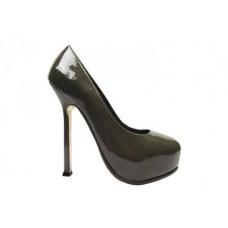 Туфли Yves Saint Laurent Серый (О-219)