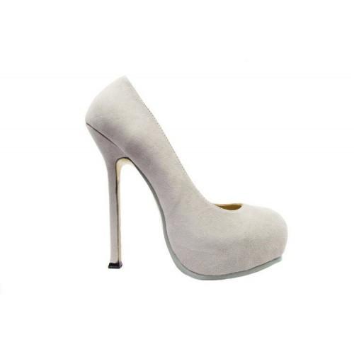 Туфли Yves Saint Laurent Белый (О-219)