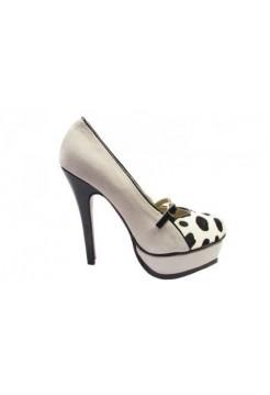 Туфли Yves Saint Laurent Белые (О-223)