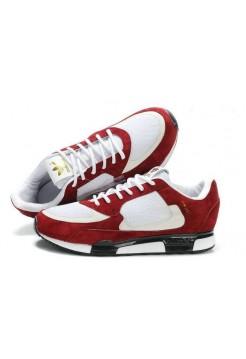 Кроссовки Adidas Zx Flux Originals by David Beckham Red