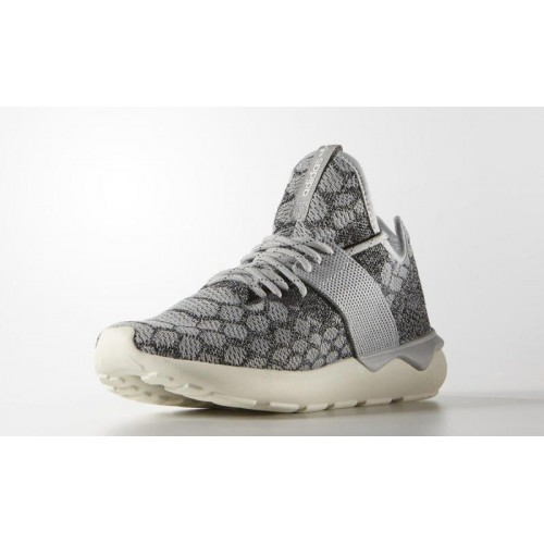 Кроссовки Adidas Tubular Runner Stone Grey (О-323)