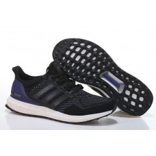 Кроссовки Adidas Ultra Boost Core Black (ОE324)