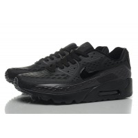 Кроссовки Nike Air Max 90 Ultra BR Carved Black (О-135)