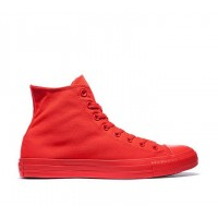 Кеды Converse Chuck Taylor All Star High Mono Red (O-123)