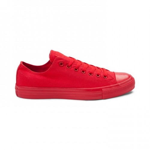 Кеды Converse Chuck Taylor All Star Low Mono Red (O-124)