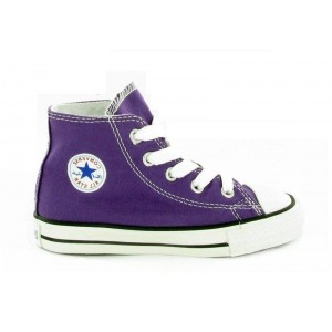 Кеды Converse Chuck Taylor All Star High Purple (O-127)