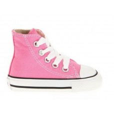 Кеды Converse Chuck Taylor All Star High Pink (O-128)