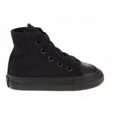 Кеды Converse Chuck Taylor All Star High Mono Black (O-129)